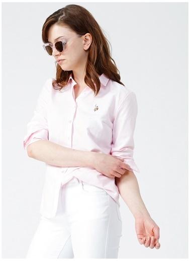 U.S. Polo Assn. Gömlek Lila